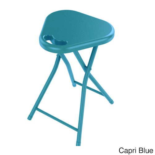 Urb Space Atlantic Folding Stool With Handle Set Of 4 Ebay