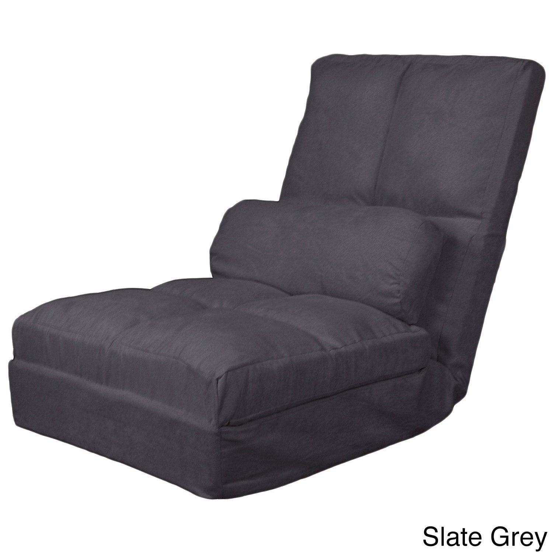 Exceptionnel Cosmo Click Clack Convertible Futon Flip Chair Sleeper