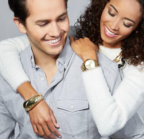 Jewelry and Watches Hero Image