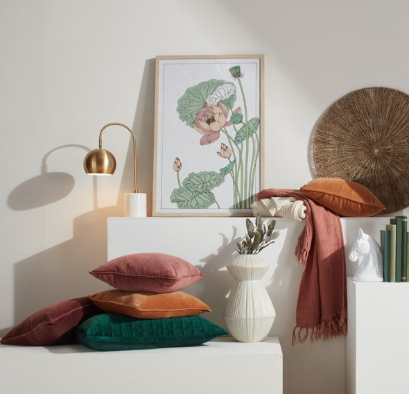 Overstock.com's online collection of home decor items will match every style and budget.